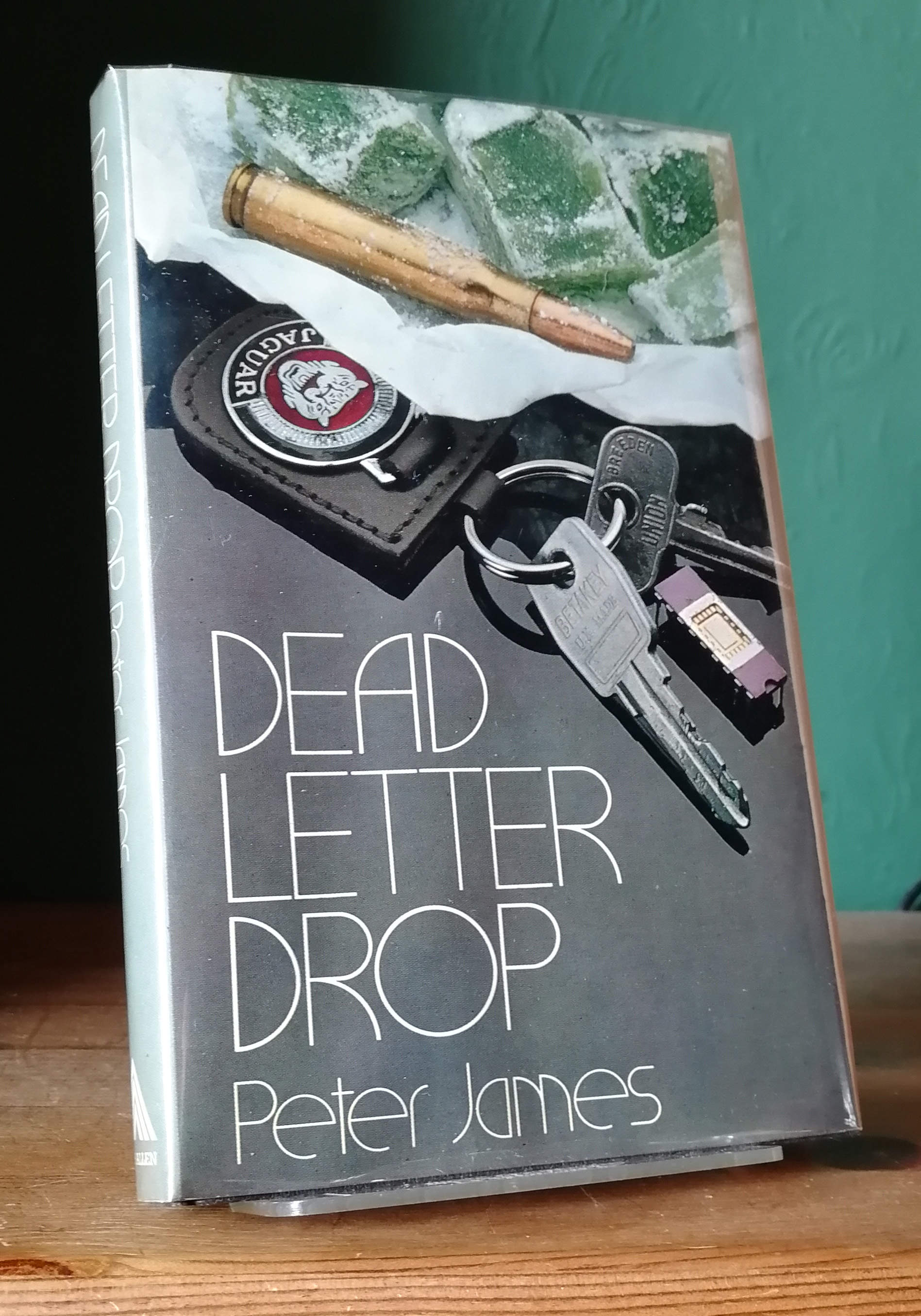 Dead Letter Drop UK First Edition