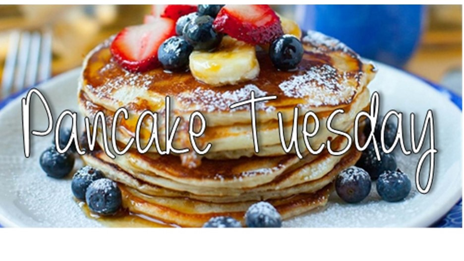 Pancake Dinner & Annual General Meeting - March 5th!