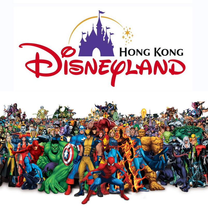 RESORT - Male & Female Vocalists for Hong Kong Disneyland - LONDON OPEN CALL