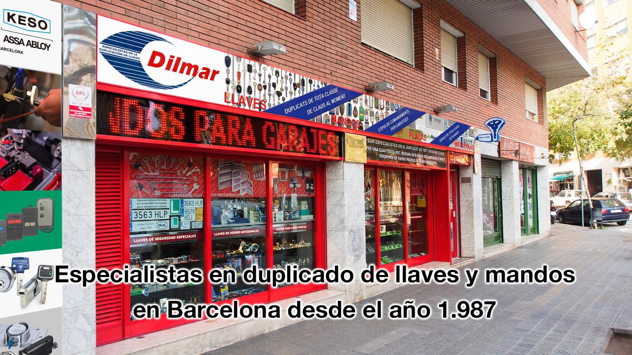 Duplicado de llaves Barcelona. Duplicado llaves Alicante.