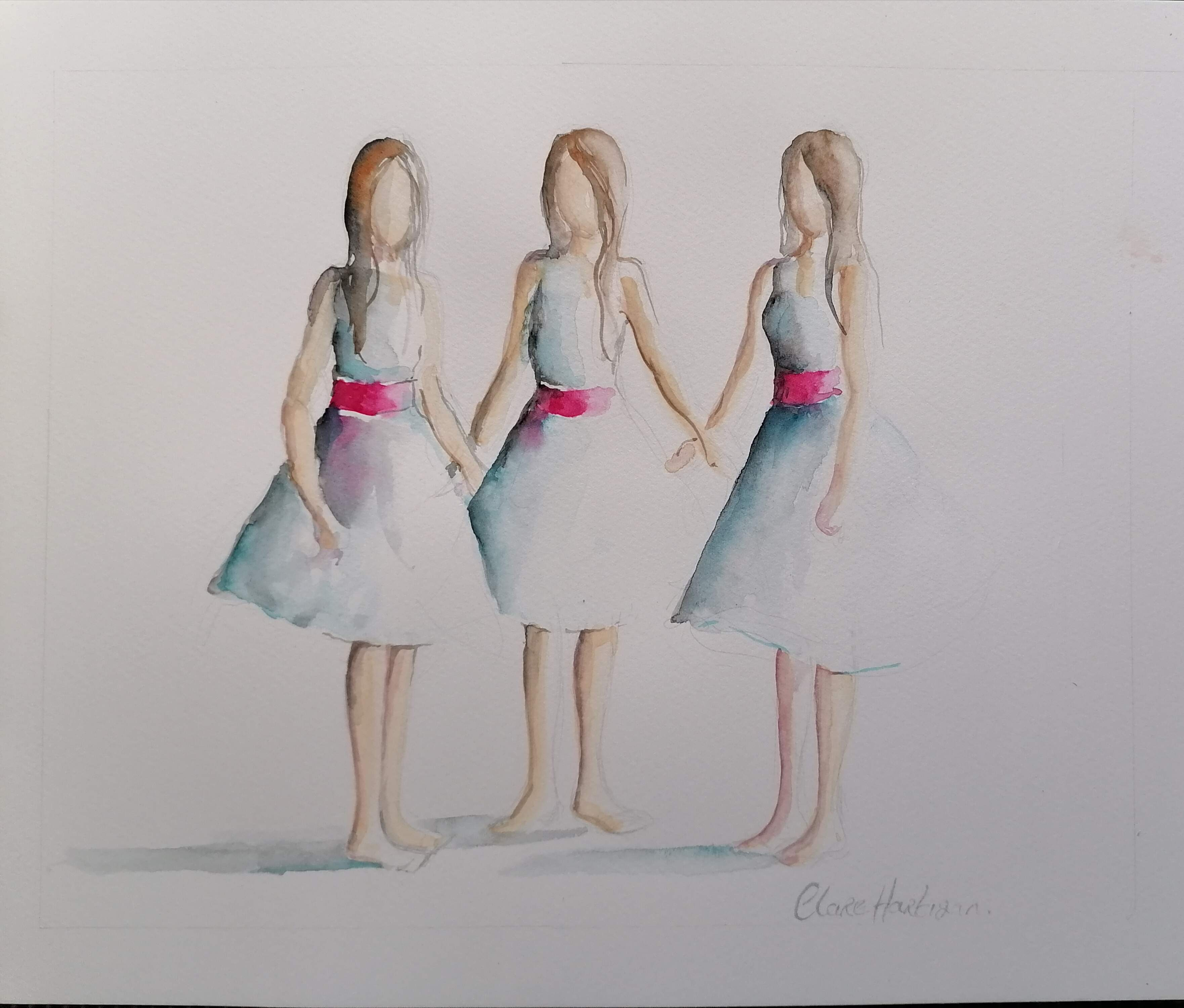 Three Sisters (sold)