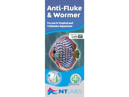 NT Aquarium Anti-Fluke & Wormer 100ml