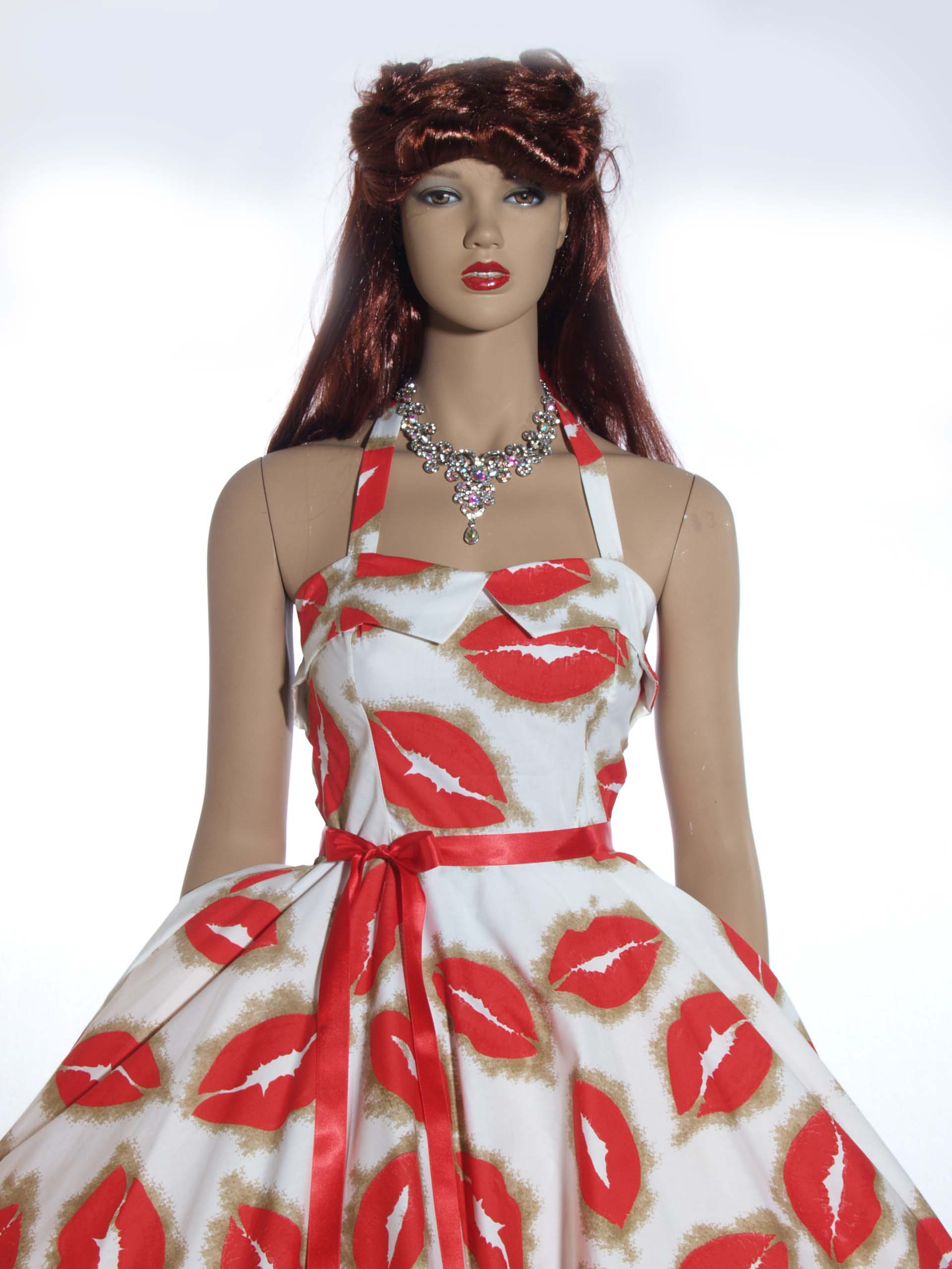 Hot Lips Dress