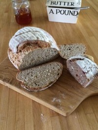 1 Day Sourdough Breads Workshop 10.00am - 2.00pm