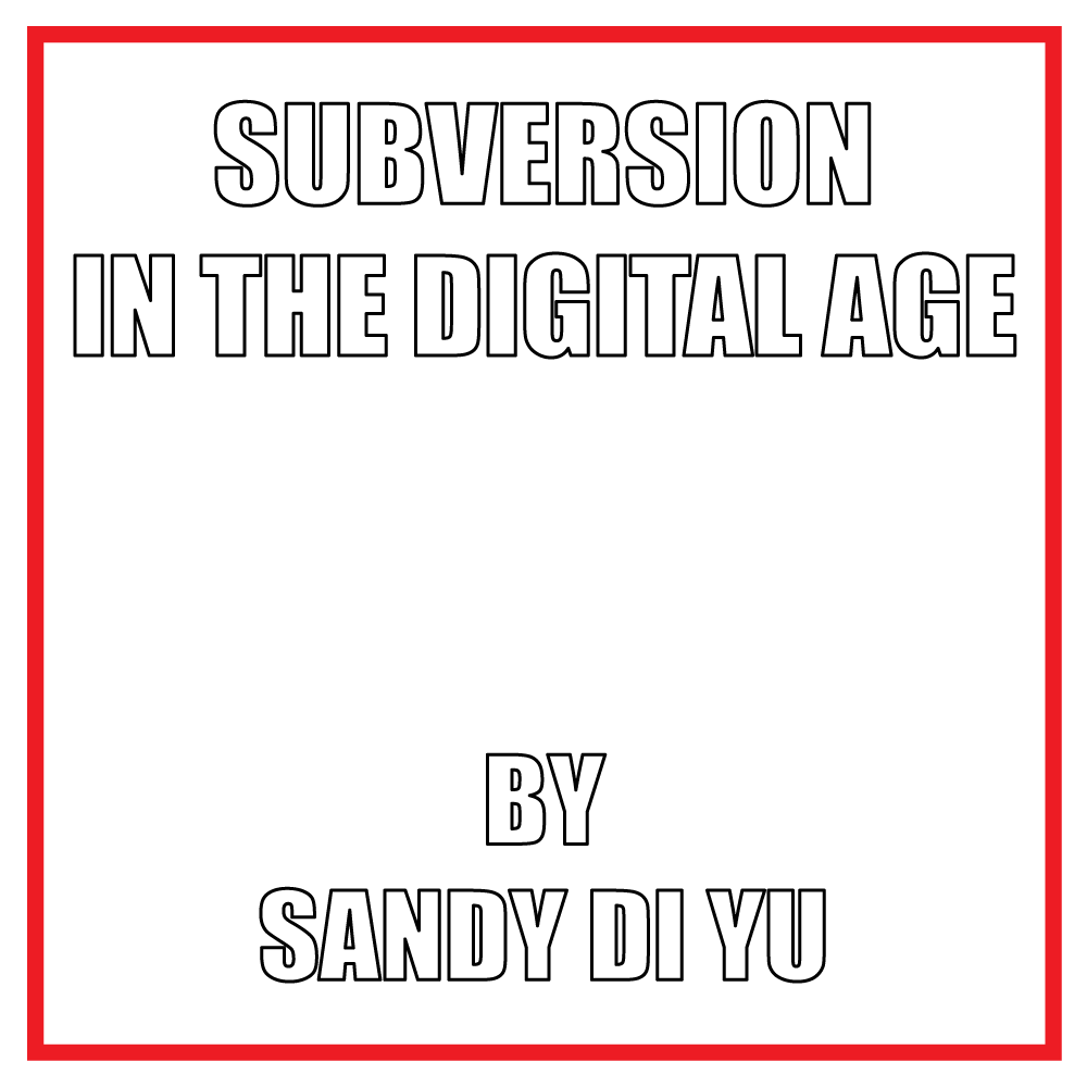 subversion in the digital age