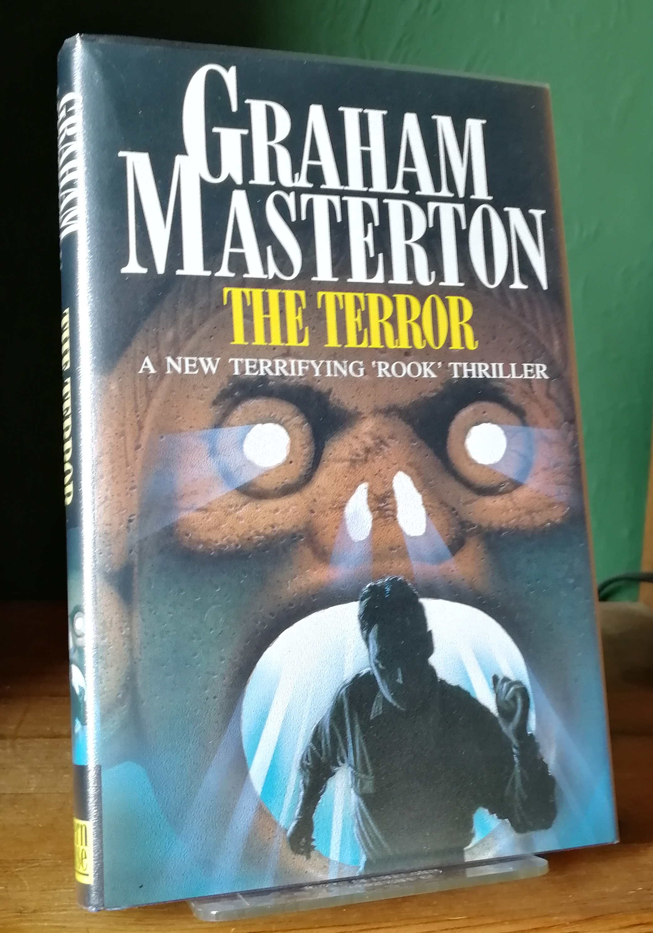 The Terror UK First Edition