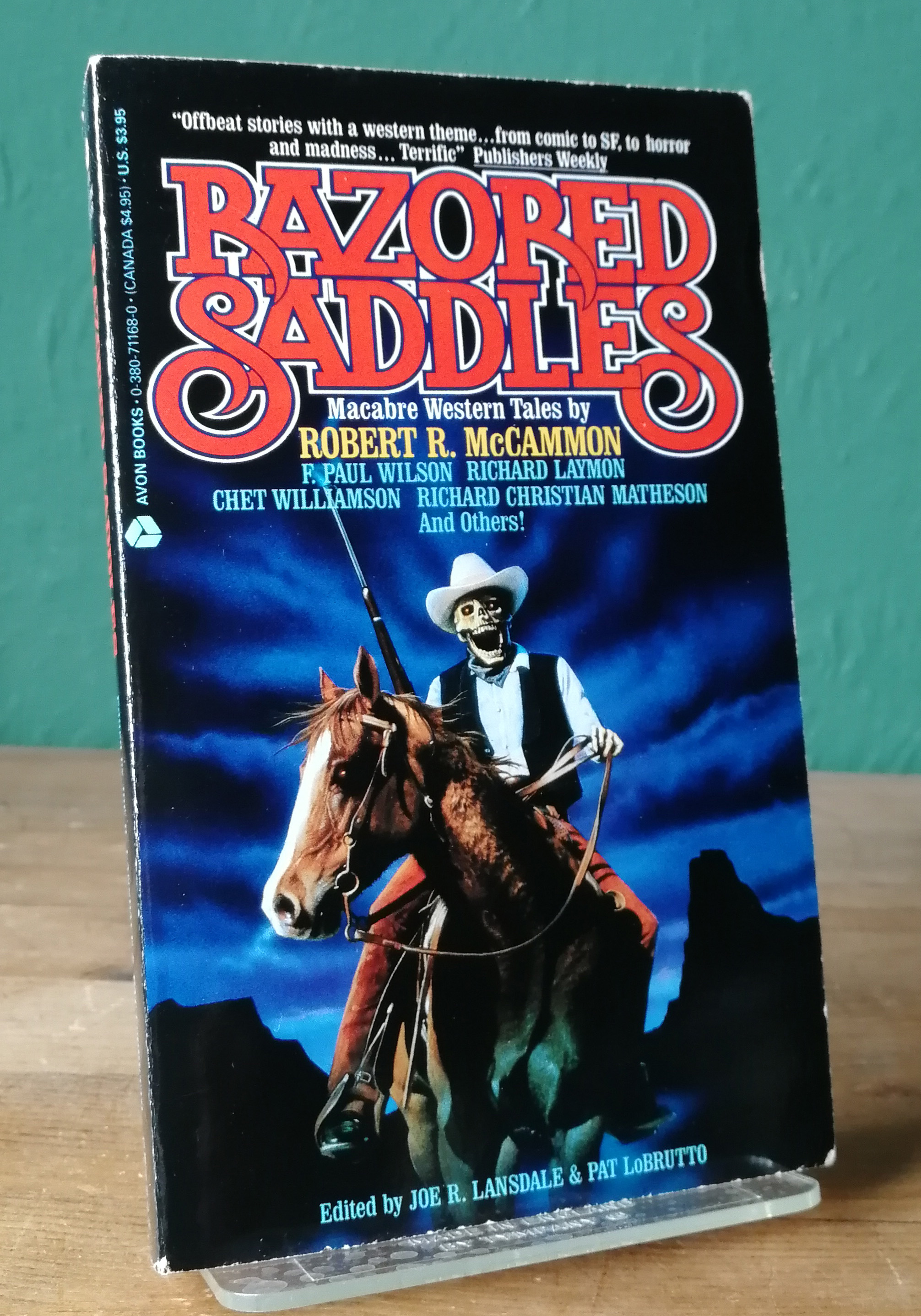 Razored Saddles US First PB Edition