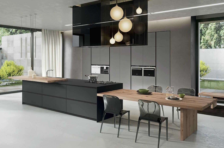 Moderne Kuche Design Italienisch