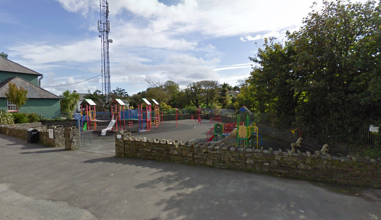 Castletownbere Community Playground gets Revamped