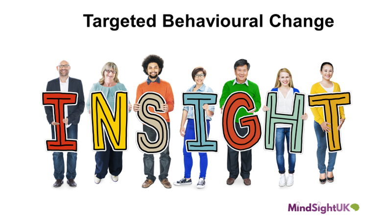 Targeted Behavioural Change