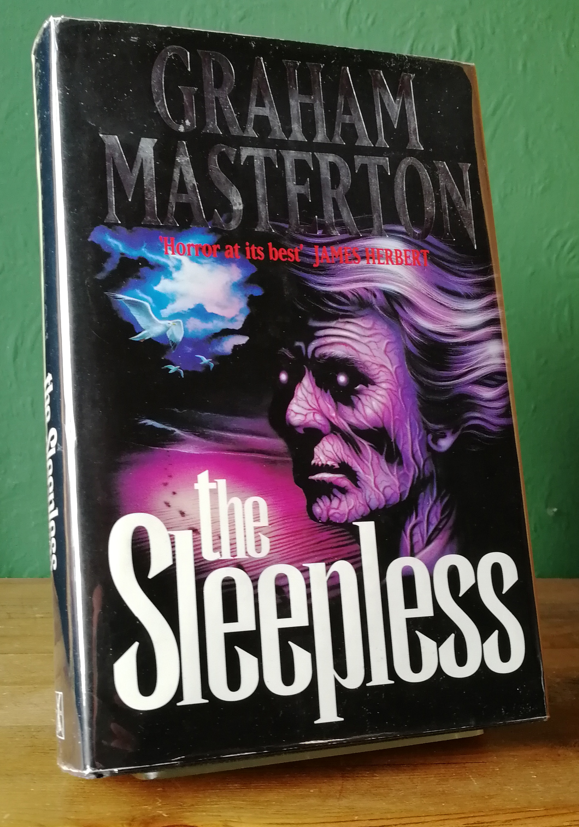 The Sleepless UK First Edition
