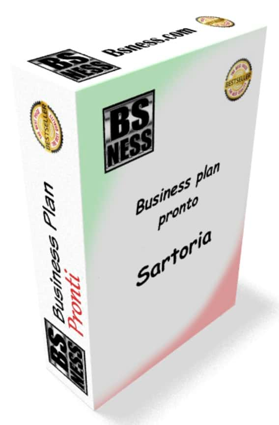 Business plan Sartoria