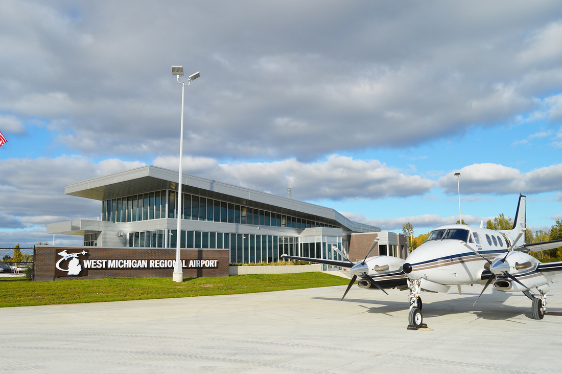 FBO at Michigan Muskegon County/KMKG to rebrand