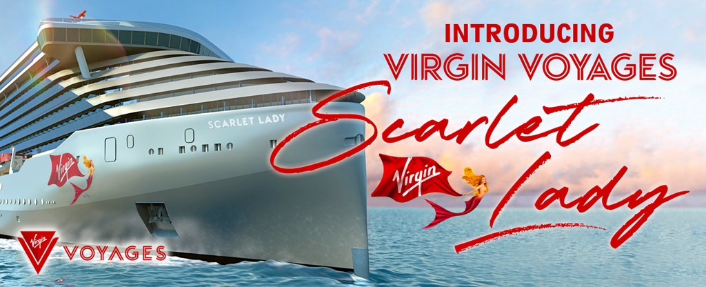 CRUISE - Confident Female Singer/Actor (Playing age 20s-40s) for brand new Virgin Voyages Cruise Line (apply ASAP)