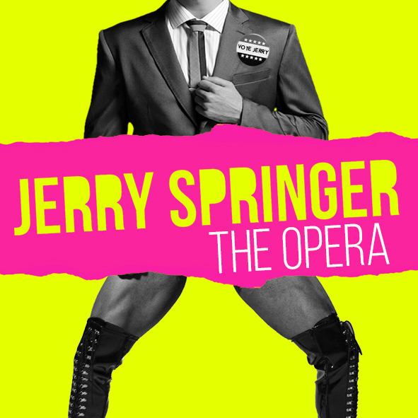 THEATRE - Talented Male & Female Performers for 'Jerry Springer - The Opera' - MANCHESTER OPEN CALL