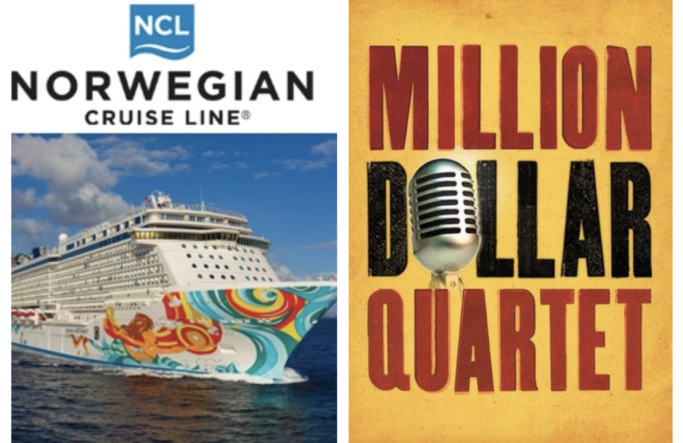 CRUISE - Male Actor-Musician Performers for MILLION DOLLAR QUARTET for Norwegian Cruise Lines (apply ASAP)