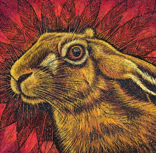 Final 3 for '10 Names of the Hare' Project