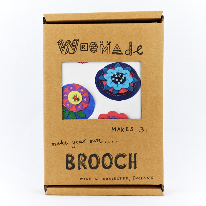 WREMADE BROOCH PACK