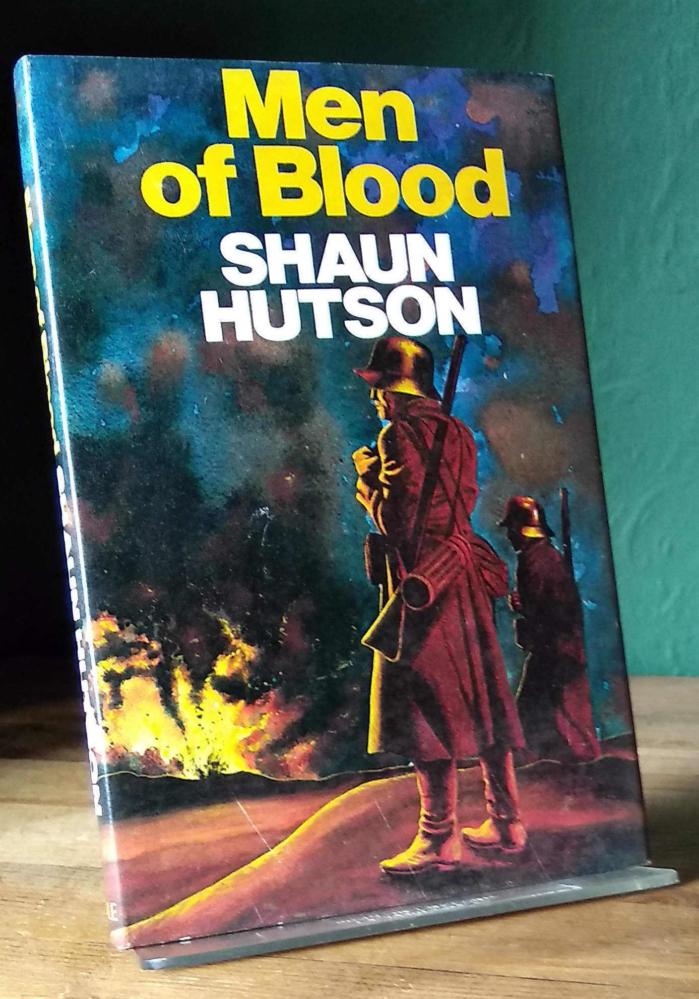 Men Of Blood UK First Edition