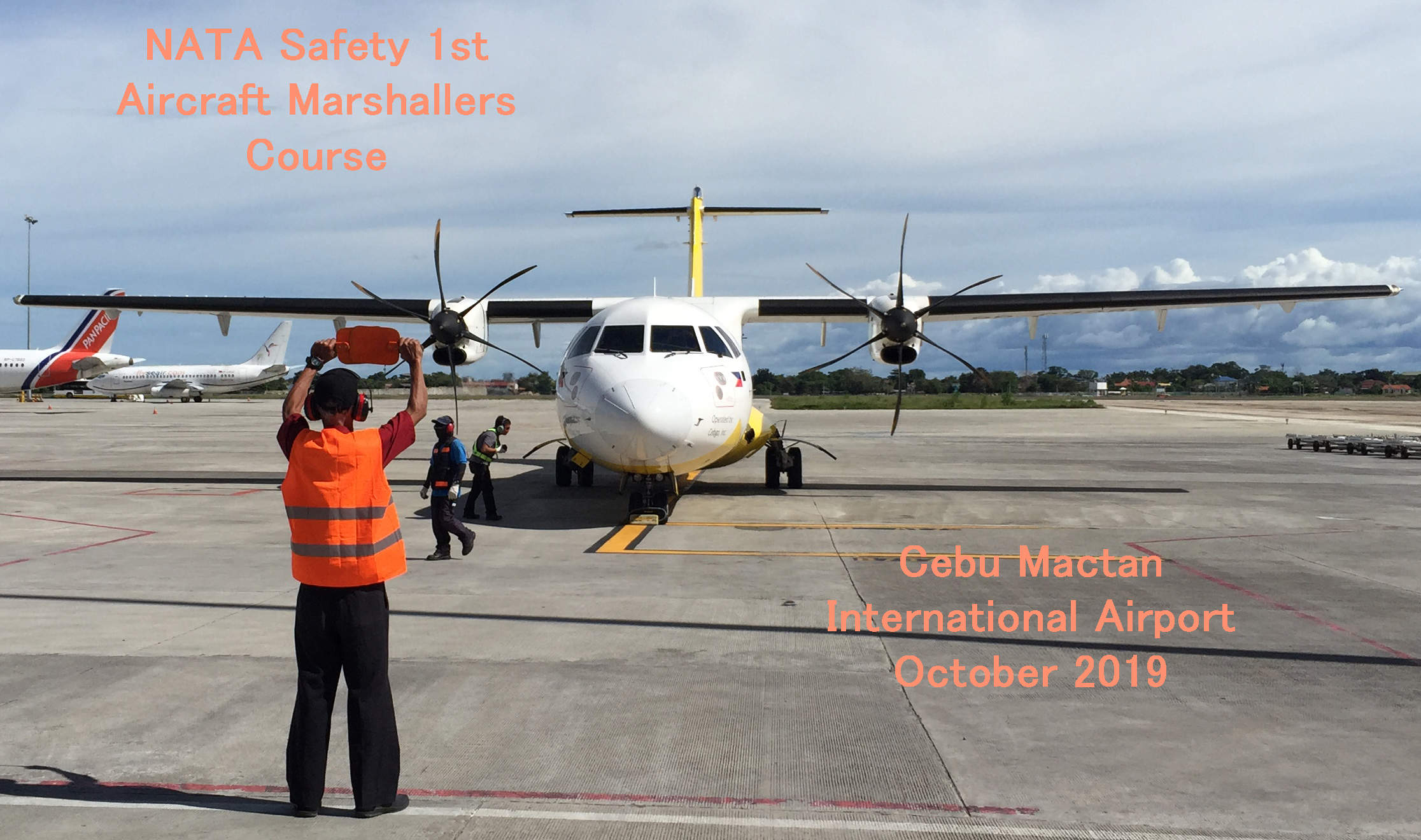 Cebu Mactan International Airport/RPVM - AMU Skills Enhancement