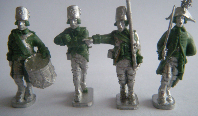 AUSTRIAN MUSKETEER COMMAND