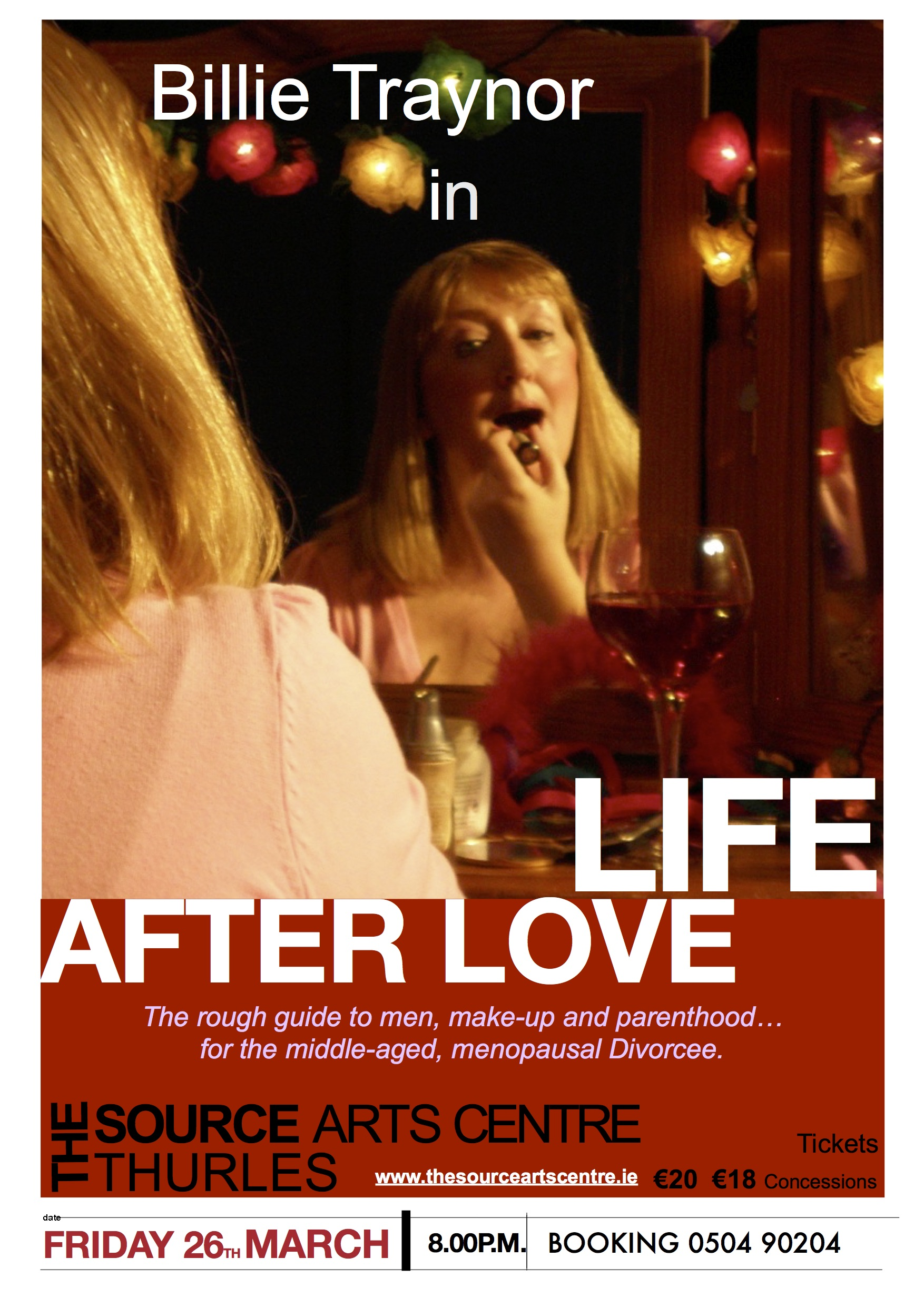 Poster Life after love