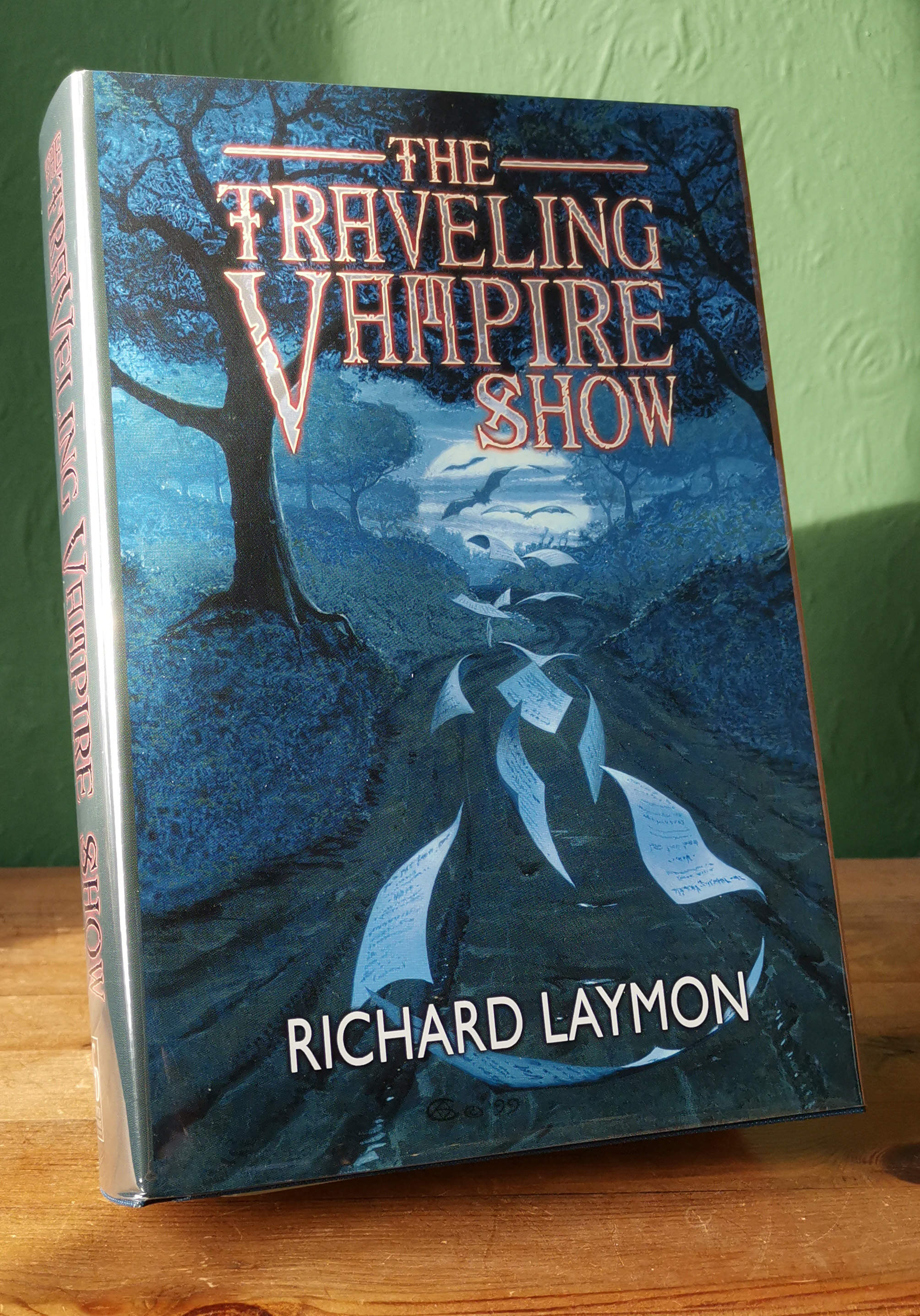 The Traveling Vampire Show US First Trade Edition