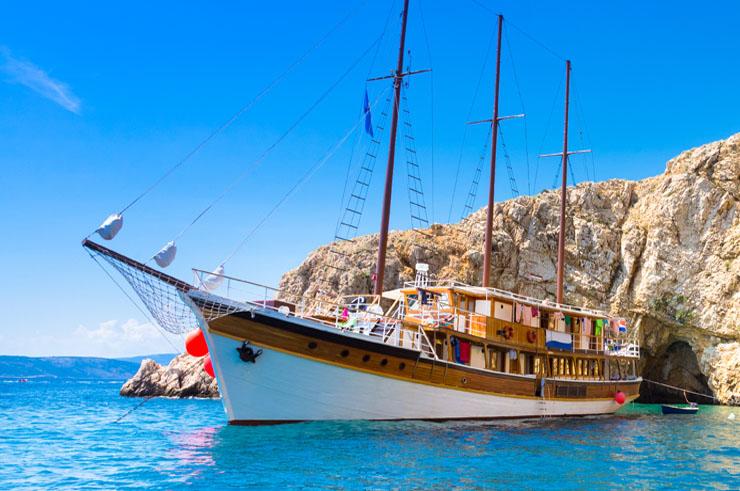 Alquiler Barcos goletas Baratos España