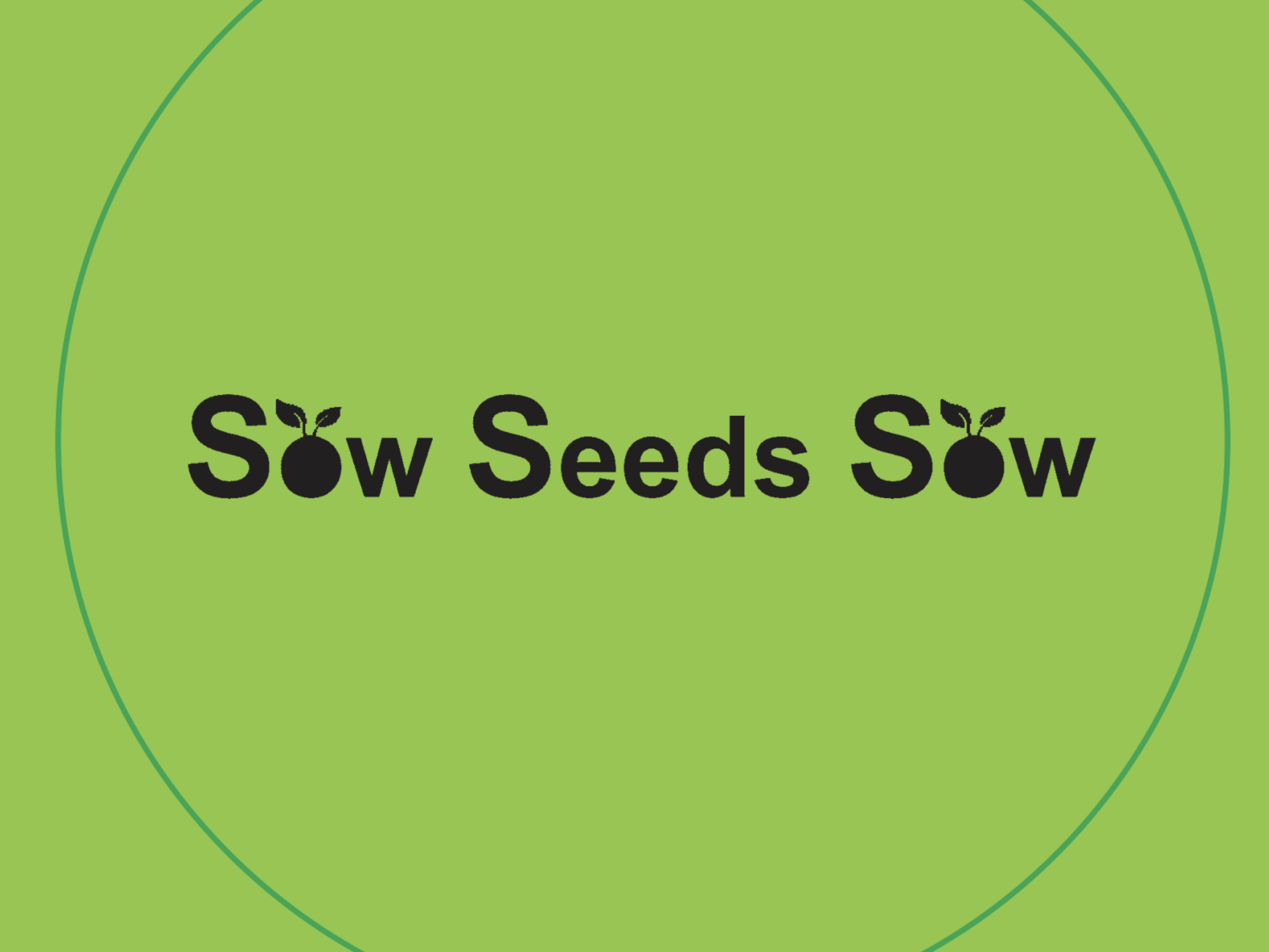 Sow Seeds Sow Limited