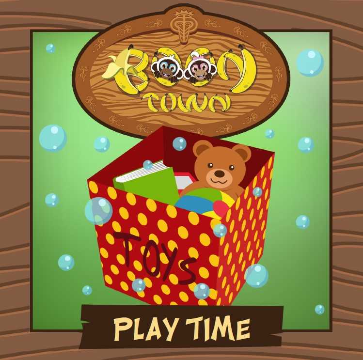 "Boon Town Series : Book 2 ""Play Time"""