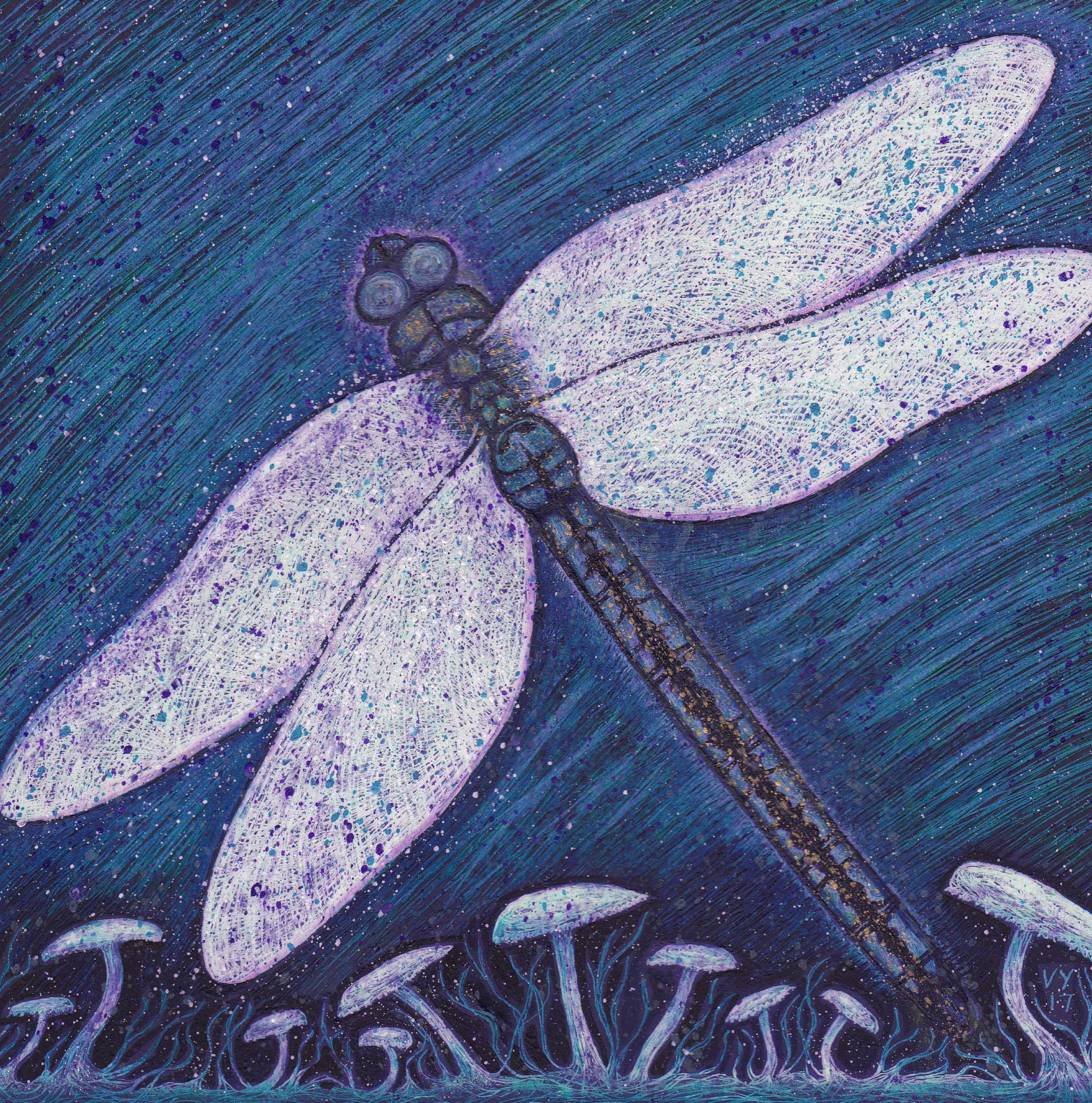 Ode to the Dragonfly