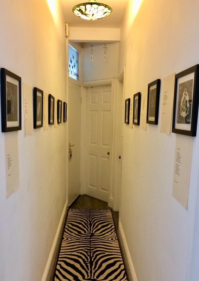 Photographs from the Combe Down Art Trail