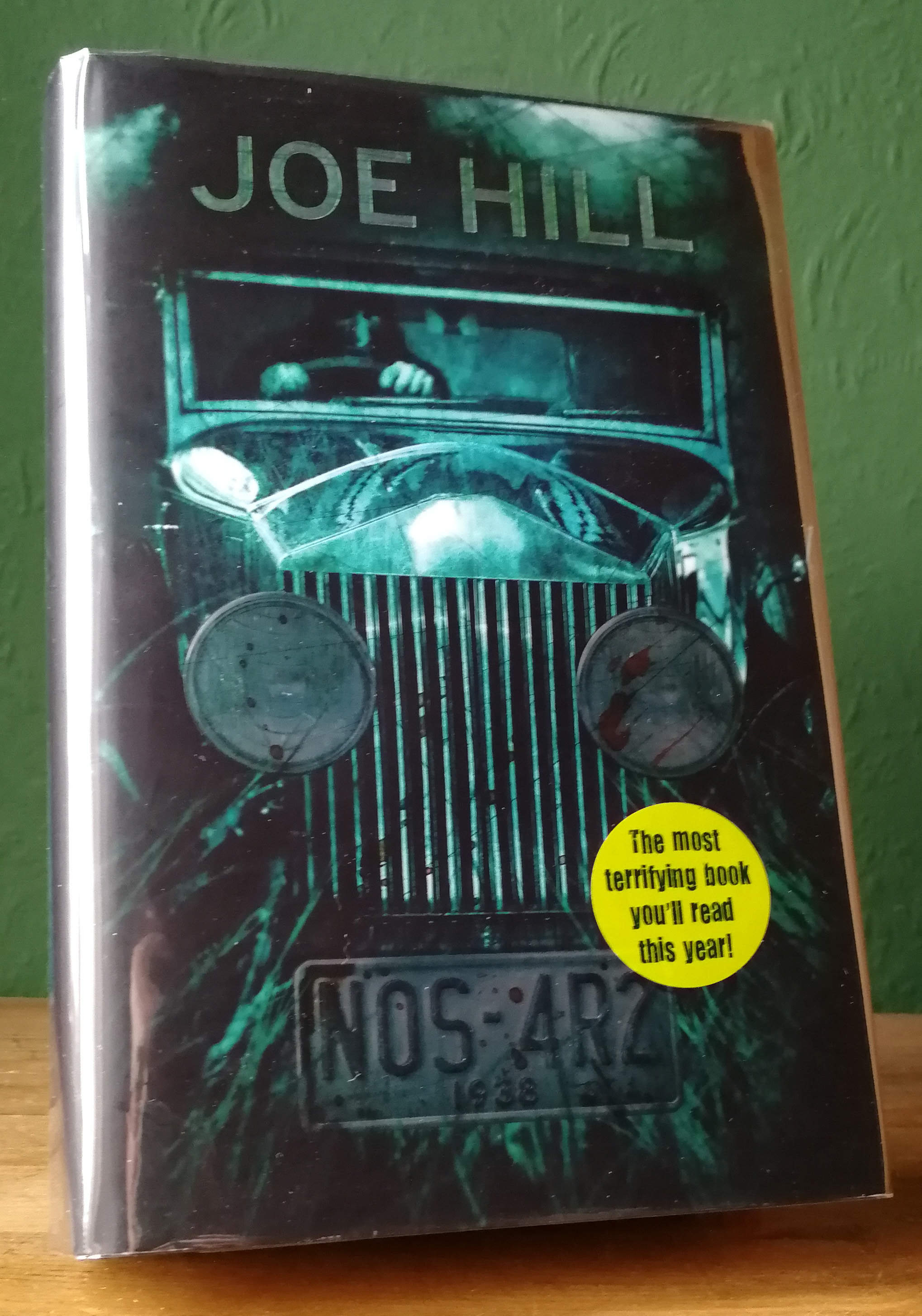 NOS4R2 UK First Edition