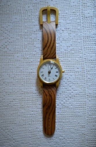 'Wooden' Watch