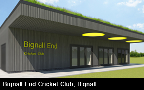 Bignall End Cricket Club, Bignall