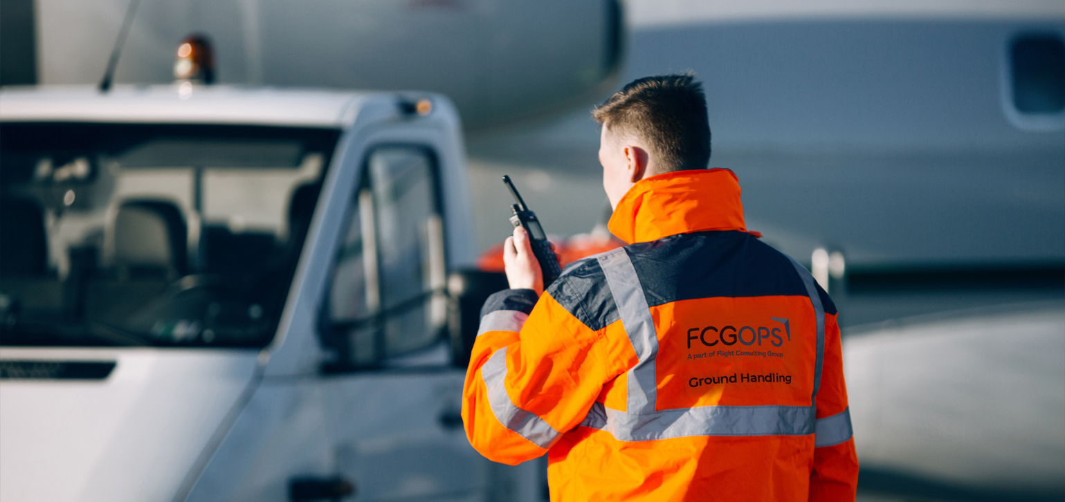 FCG OPS expands ground handling network to Scandinavia