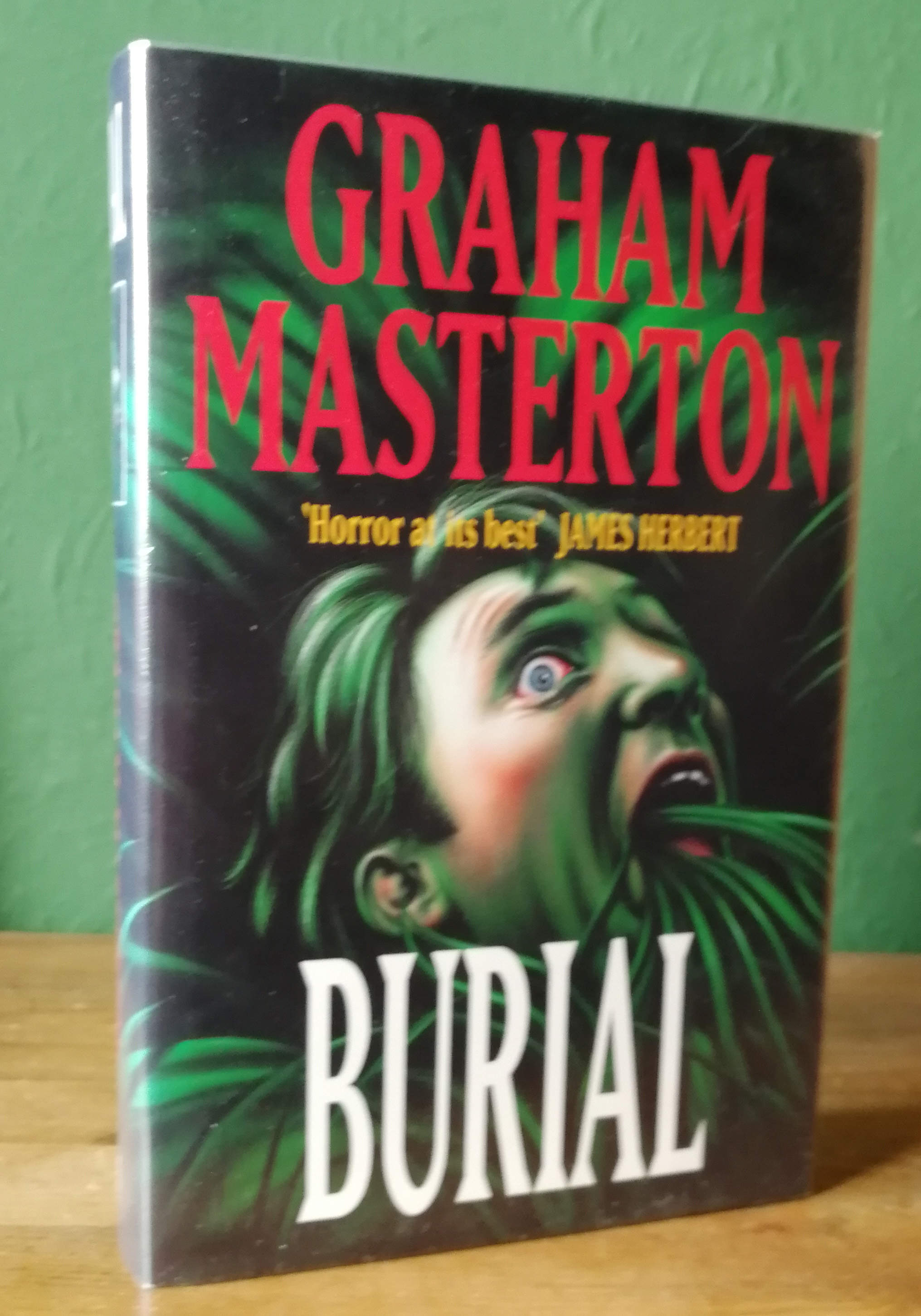 Burial UK First Edition
