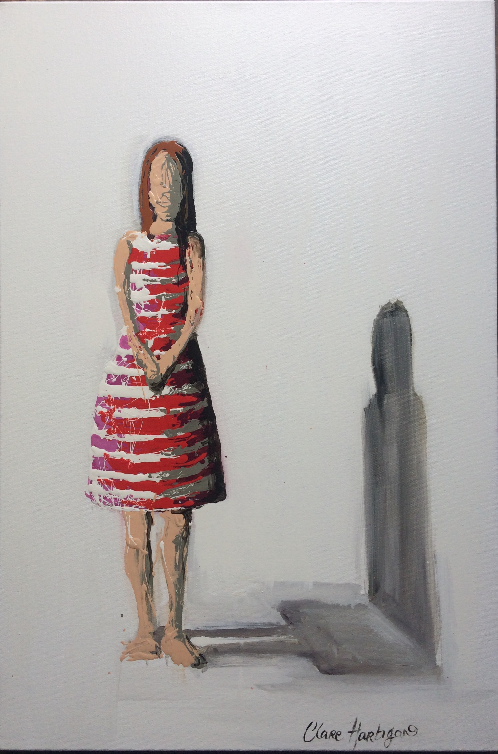 The Lonely Girl (sold)