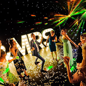 Wedding Disco Chippenham (c) Scott Wood Photography