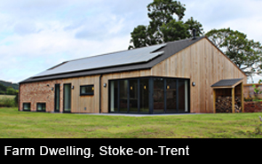 Farm Dwelling, Stoke on Trent