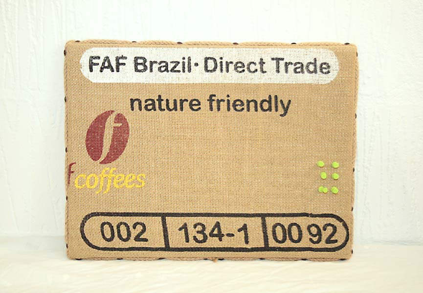 FAF Brasil Coffee Pin Board