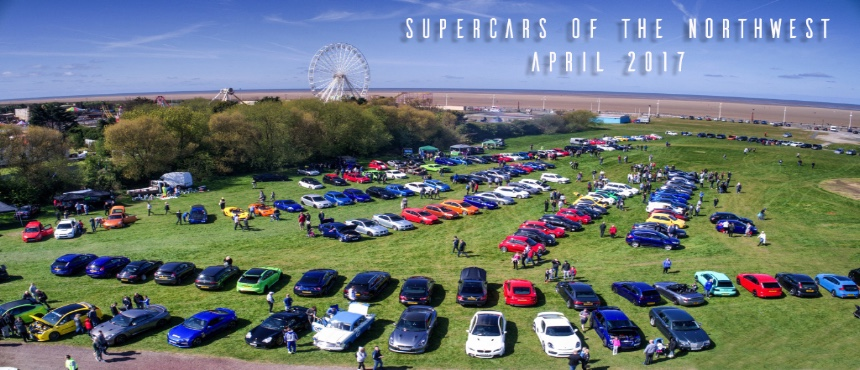 Supercars of the North West - April 2017