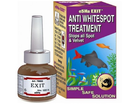 eSHA Exit 20ml (Whitespot)