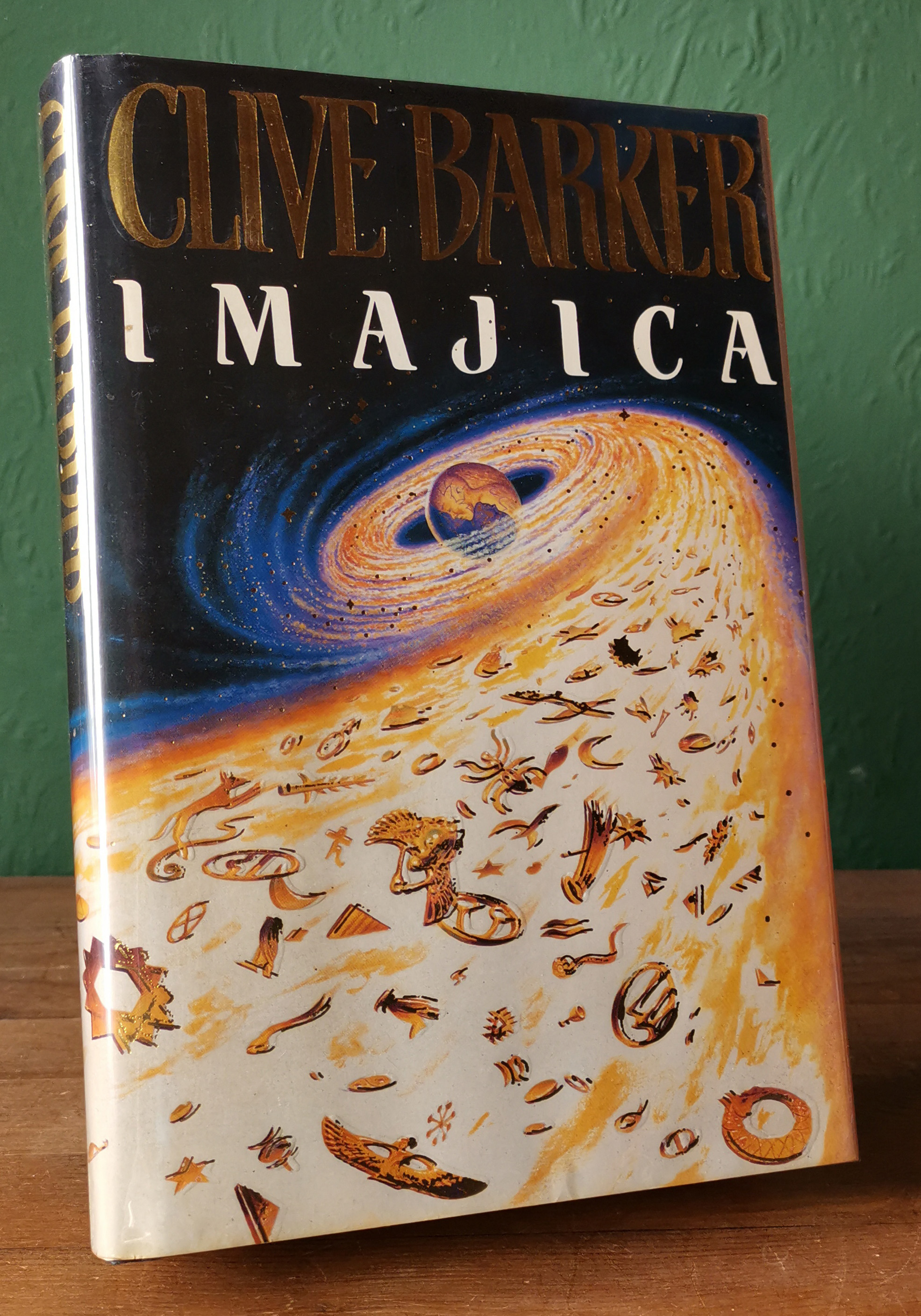 Imajica UK First Edition
