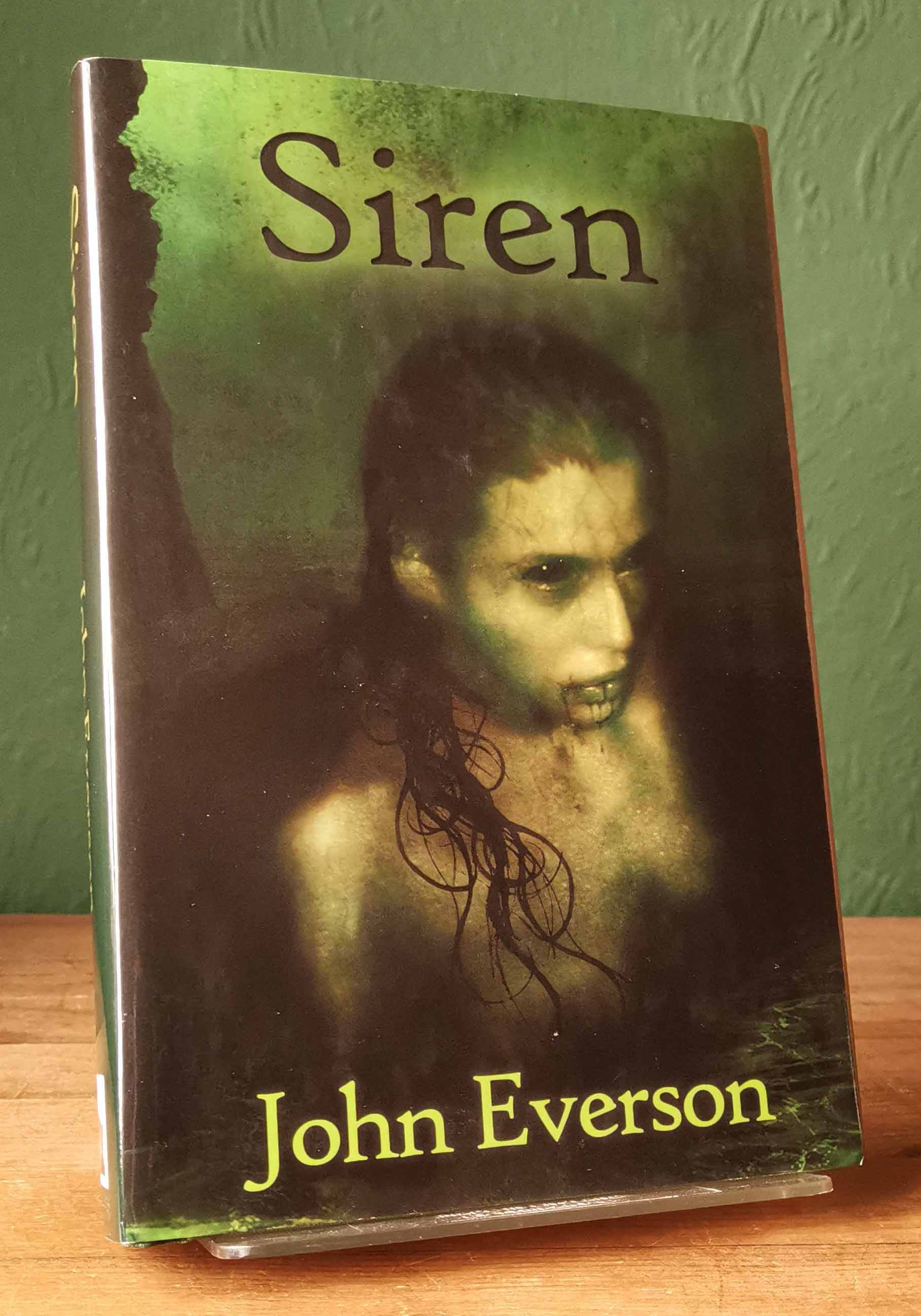 Siren Signed Limited Edition