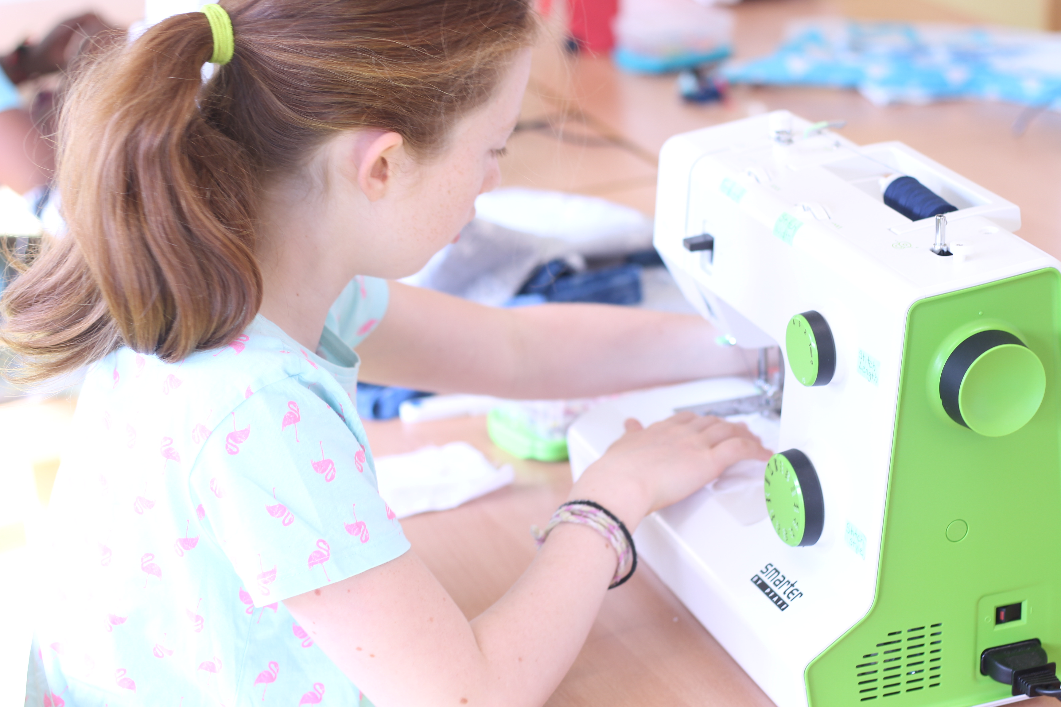 Children's Sewing Class - Educate Together National School