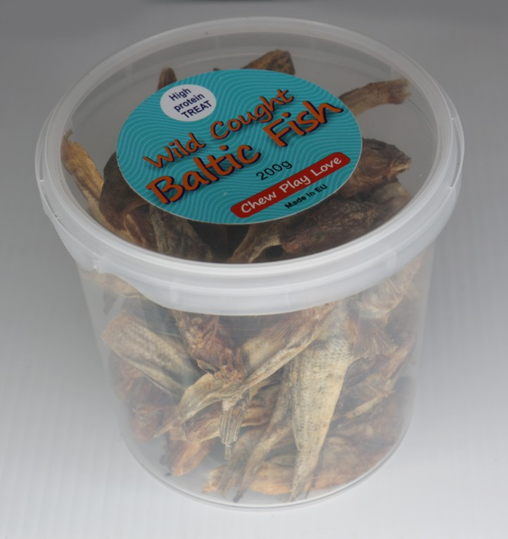 Baltic Sea Sprats