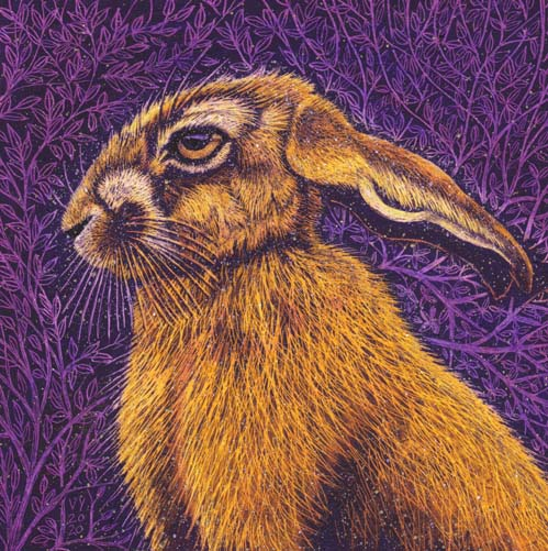 3 more for the '10 Names of the Hare' project!