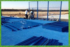 empresas instalación pistas padel
