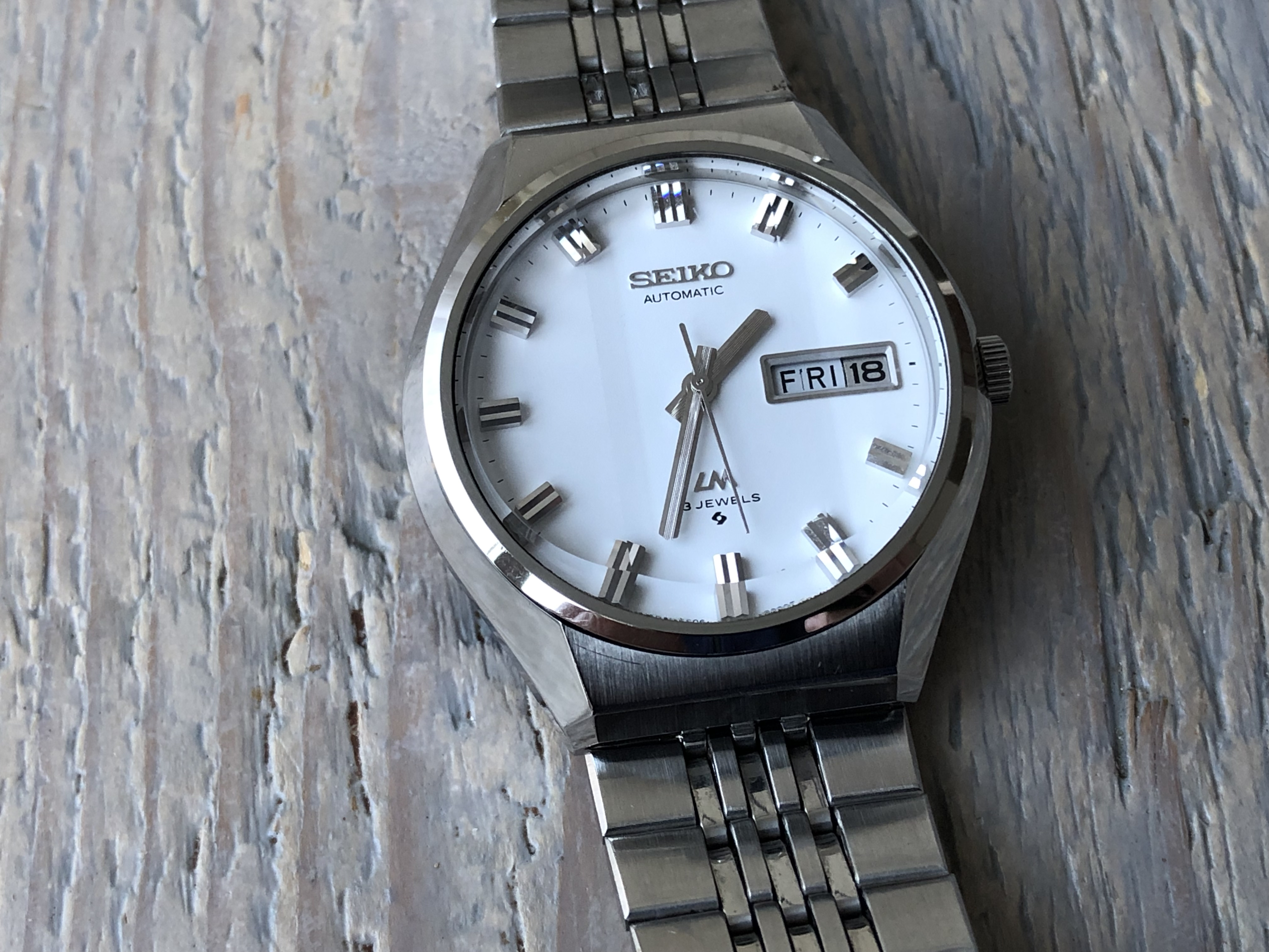 Seiko Lord-Matic +5,2 spd (Sold)